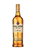Bacardi Gold 750mL