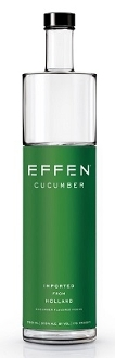 Effen Cucumber Vodka 750mL