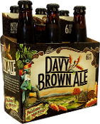 Figueroa Mountain Davy Brown Ale 6 Pack