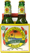 Reed's Original Ginger Beer 4 Pack