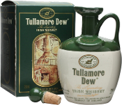 Tullamore Dew Ceramic Crock 750mL