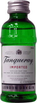Tanqueray Gin 50mL