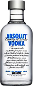 Absolut Vodka 200 mL