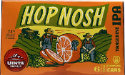 Uinta Hopnosh Tangerine IPA 6 Pack Cans