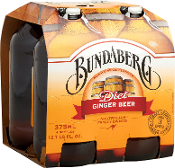 Bundaberg Diet 4 Pack