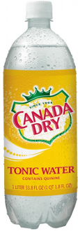 Canada Dry Tonic Water 1 Lt
