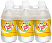 Canada Dry Tonic Water 6 Pack