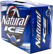 Natural Ice 15 Pack Cans