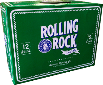 Rolling Rock 12 Pack Cans