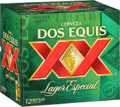 Dos XX Lager 12 Pack Bottles