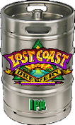Lost Coast House Keg IPA 15.5 Gallon Keg