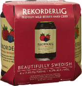 Rekorderlig Wild Berries 4 Pack