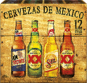 Beers of Mexico Fiesta 12 Pack