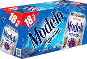 Modelo Especial 18 Pack Cans