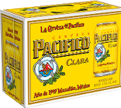 Pacifico 12 Pack Cans
