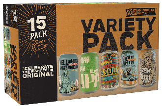 21st Amendment - Variety Pack 15 Pack