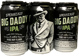 Speak Easy - Big Daddy 6 Pack Cans