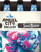 Angel City - Saaz Berry 6 Pack Bottles