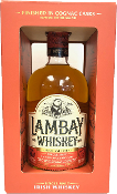 Lambay Cognac Cask Irish Whiskey 750mL