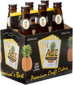 Ace Pineapple 6 Pack