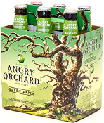 Angry Orchard Green Apple 6 Pack