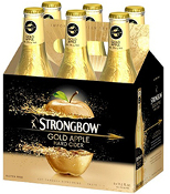 Strongbow Golden Apple 6 Pack