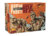 21st Amendment - Brew Free Blood Orange IPA 12 Pack