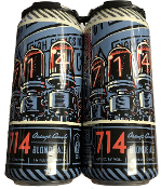 Bottle Logic 714 Blonde Ale 4 Pack