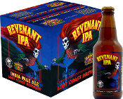 Lost Coast Revenant IPA 12 Pack Bottles