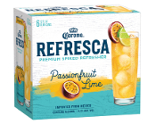 Corona Refresca Passionfruit Lime 6 Pack