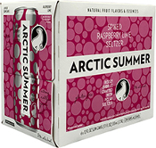 Arctic Summer Spiked Raspberry Lime Seltzer 6 Pack