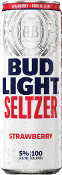 Bud Light Strawberry Seltzer 25oz