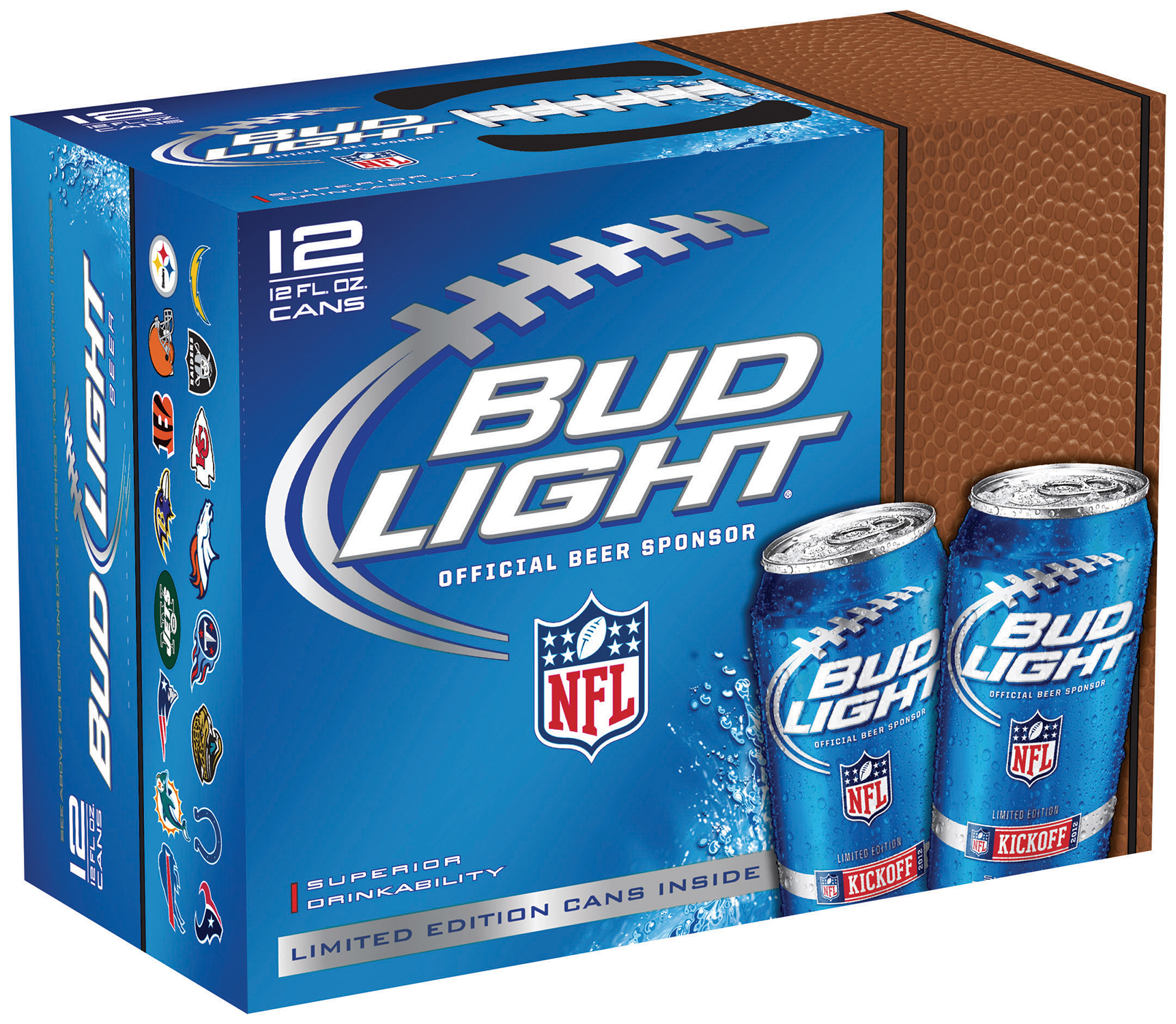 BudLight_12pack_Cans Awesome Ideas